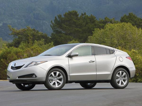Acura ZDX: вседорожник с душой спорткупе
