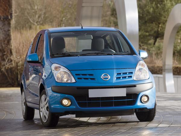 Nissan Pixo: эконом-предложение