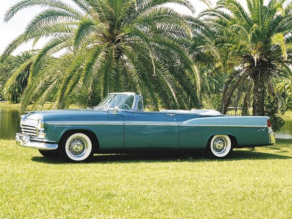 Chrysler 300: секреты литерной серии…                                     (Часть 1)