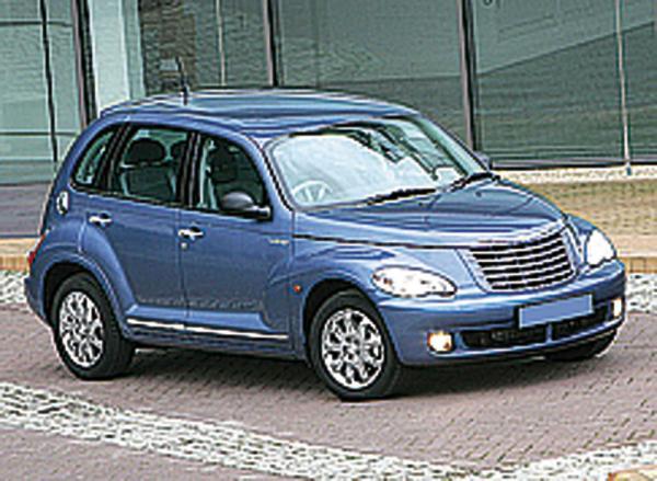 Chrysler PT Cruiser не будет снят с производства