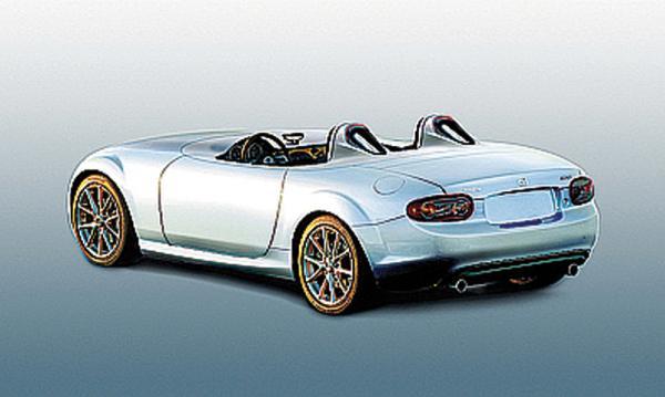 Mazda MX-5 Superlight – в честь 20-летия