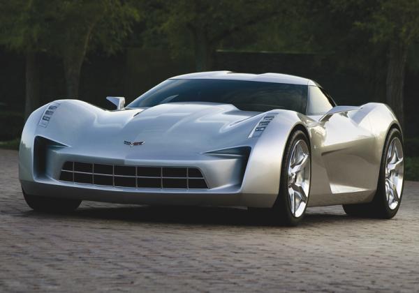Chevrolet Corvette появится  в 2012 году