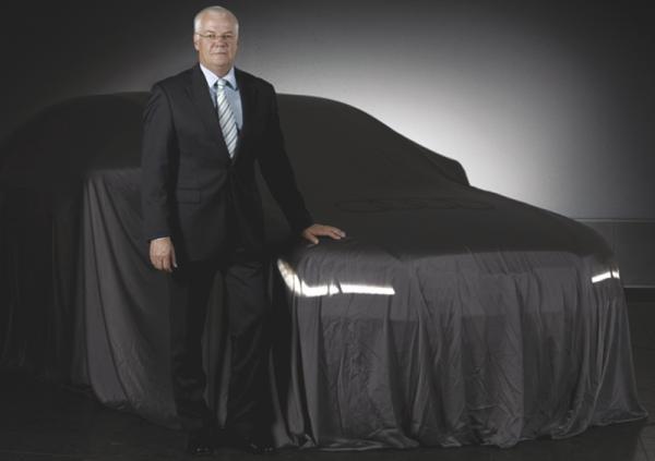 Audi A8 покажут на Детройтском автосалоне