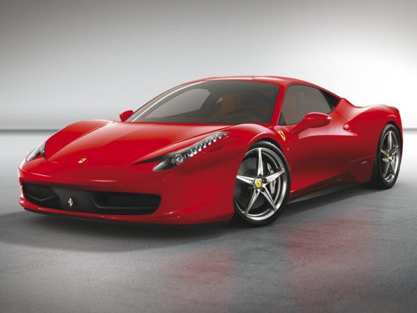 Ferrari 458 Italia: названный в честь родины