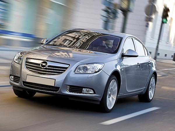 Украинская премьера Opel Insignia состоится в сентябре