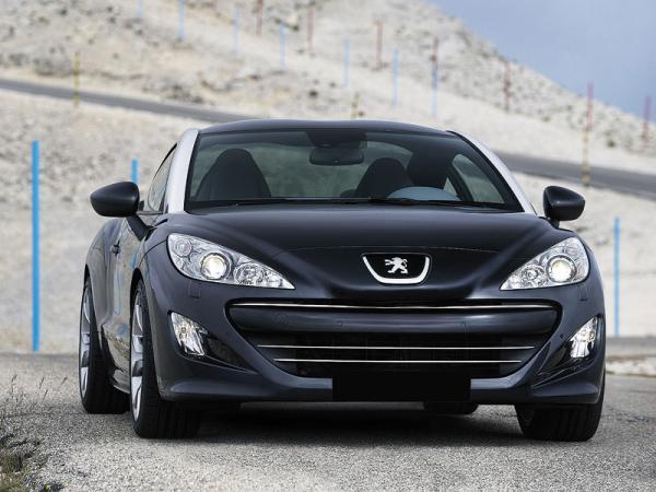 Peugeot RCZ: доступное купе