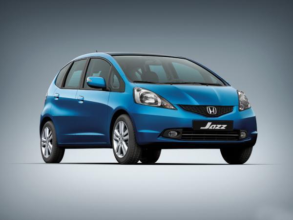 Honda Jazz: новое поколение