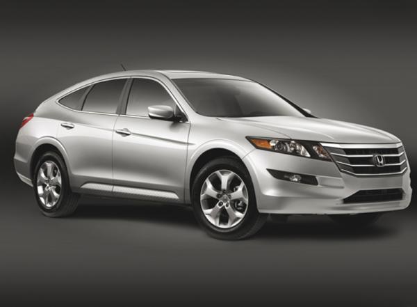 Honda Accord стал вседорожником
