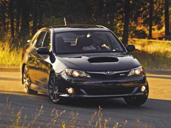 Subaru Impreza WRX STI снова станет седаном