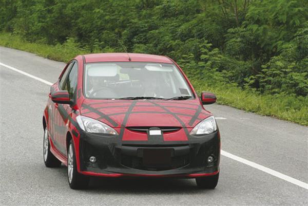 Mazda 2 – обновление