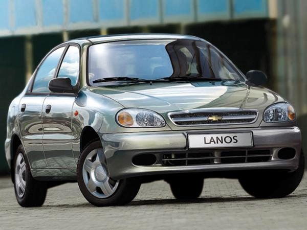 ЗАЗ Lanos с Евро-4