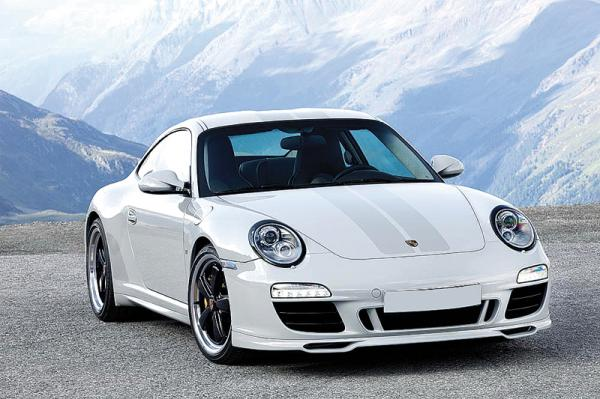 Porsche 911 Sport Classic Exclusive: для настоящих фанатов 911