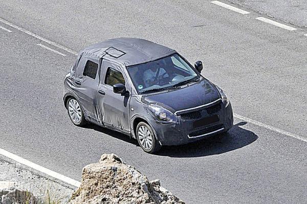 Suzuki Swift 2011 модельного года