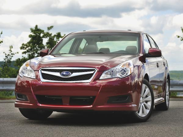Subaru Legacy: пятое поколение сохраняет традиции предшественников