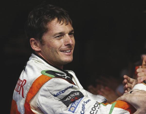 F1: Итальянская звезда для Ferrari
