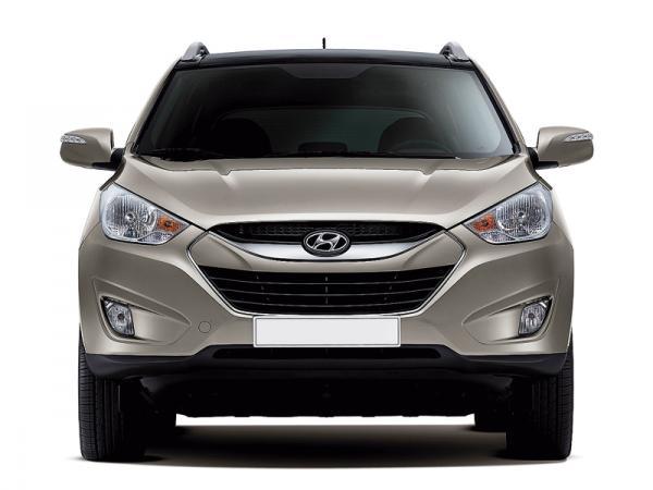 Hyundai ix35: наследник Tucson