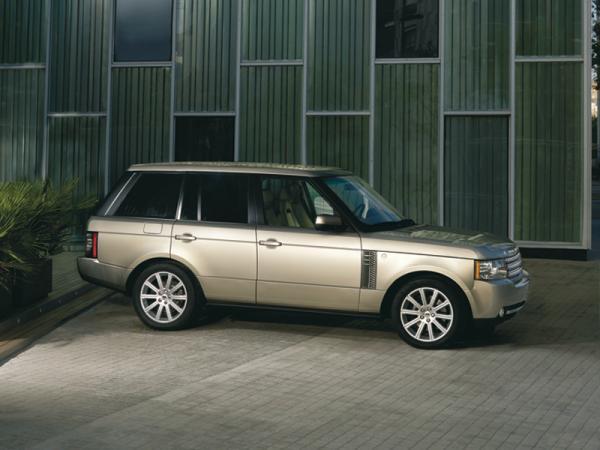 В Украине поступил в продажу обновленный Range Rover