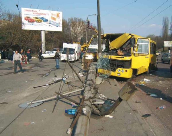 Харьков. Около 20 перевозчиков лишены лицензии