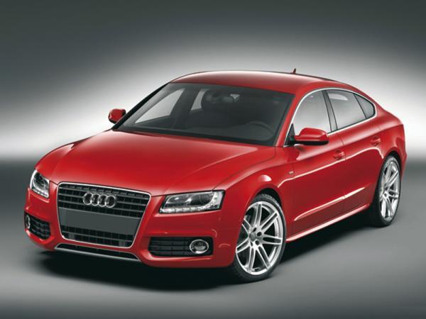 В Украине принимают заказы на Audi A5 Sportback