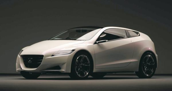 Honda CR-Z: спортивный гибрид