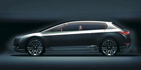 Subaru Hybrid Tourer: гибридный концепт