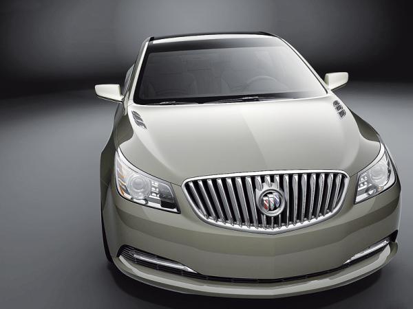 Buick Invicta: возвращение к классике