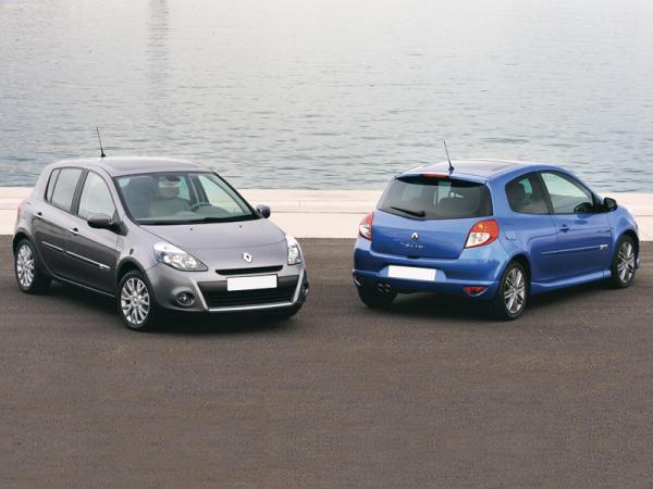 Renault Clio: больше стиля, больше спортивности