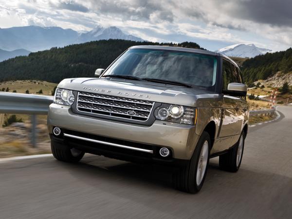 Range Rover: джентльмен, который не боится грязи