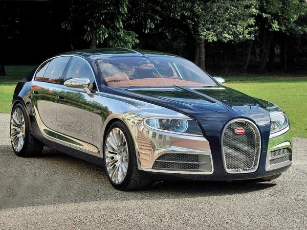Bugatti 16C Galibier оценили в 1,5 млн евро