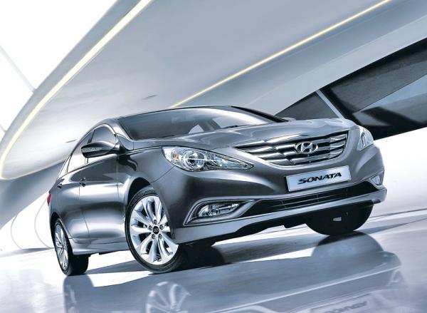 Hyundai Sonata: маленькая революция