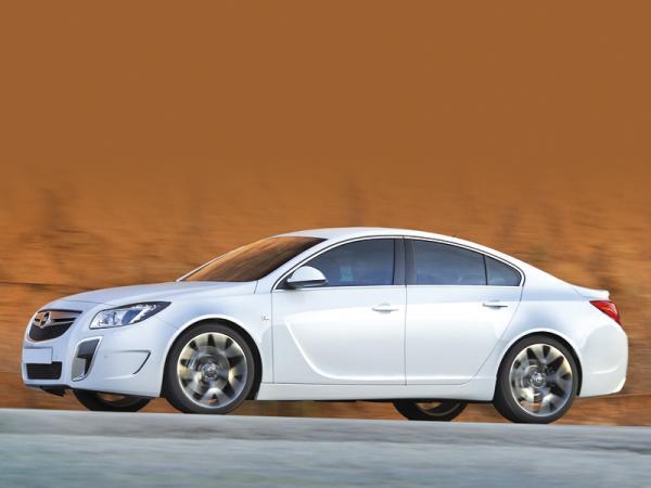 Opel Insignia ОРС: его цель – скорость