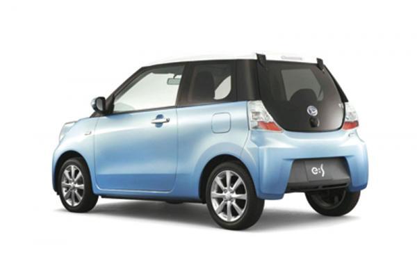 Три компактных концепта от Daihatsu