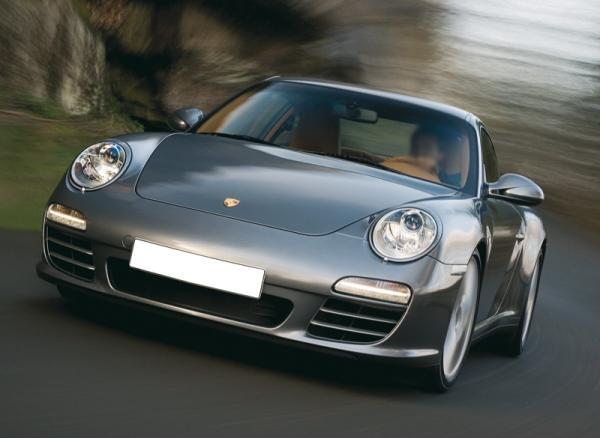 Porsche 911: нестареющее спорткупе