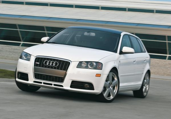 Audi А3: омоложение