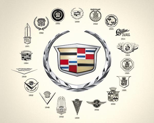 Компания Cadillac обновила логотип