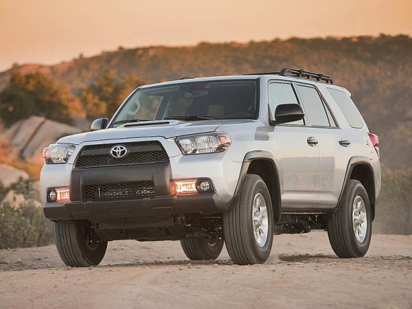 Toyota 4Runner: пятое поколение