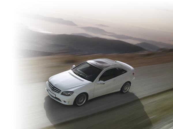 Mercedes-Benz CLC: новое имя, свежая внешность