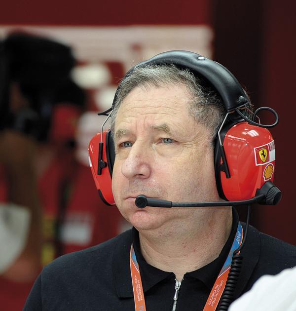 F1: Новая высота Жана Тодта