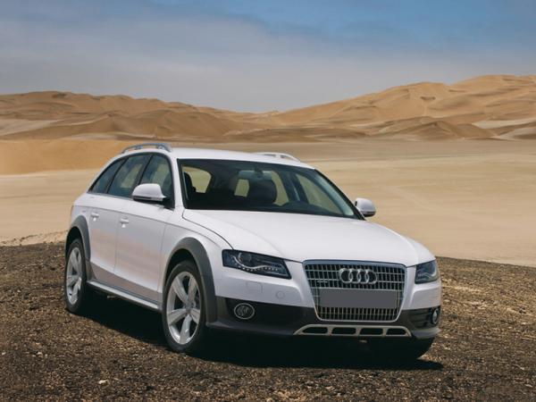 Audi A4 Allroad Quattro доступен в Украине
