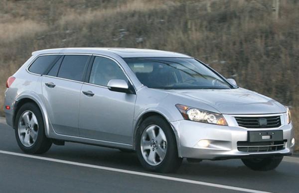 Acura TSX Sport Wagon:  спортивный универсал