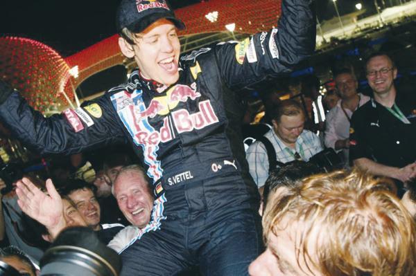 F1: Последний аккорд сезона остался за сильнейшими