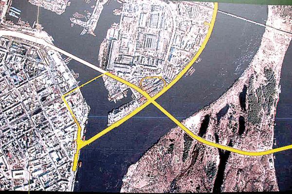 План Гаванского моста