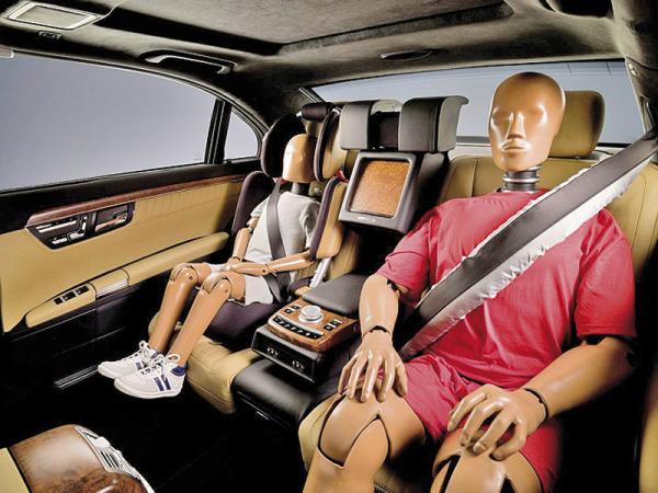 Ford разработал новые подушки безопасности