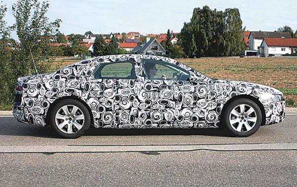 Audi A8: премьера состоится  в январе