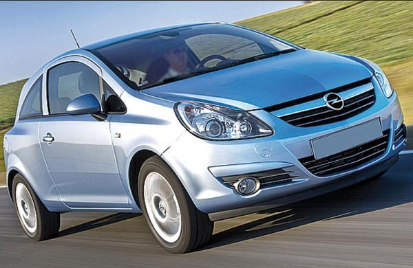 Opel Corsa ecoFLEX будет расходовать 3,7 л на 100 км