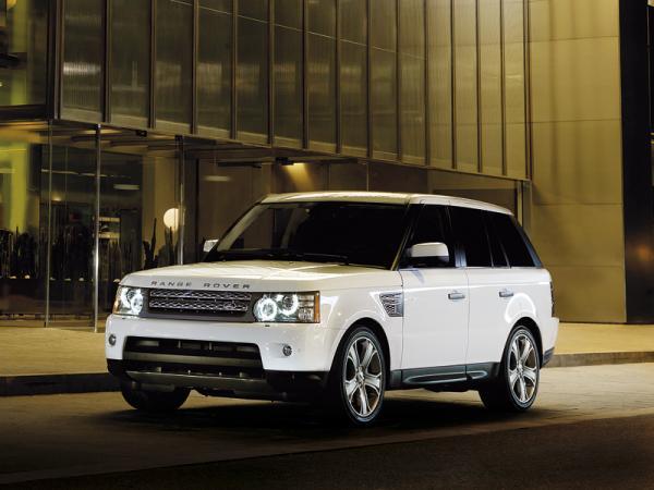 Range Rover Sport: вседорожный спортсмен
