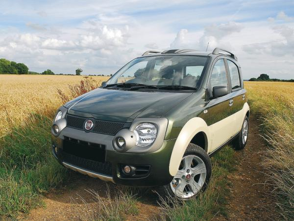 Fiat Panda Cross: новая версия компактной модели Fiat