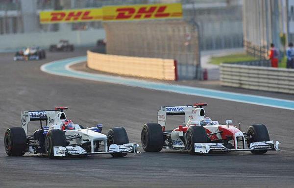 """F1: """"Формула-1"""" несет потери"""