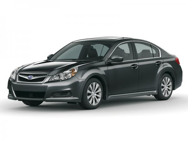 Subaru Legacy и Outback  презентовали в Украине