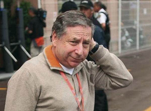 F1: Жан Тодт на марше